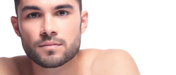 epilation laser de la barbe li ge. Black Bedroom Furniture Sets. Home Design Ideas